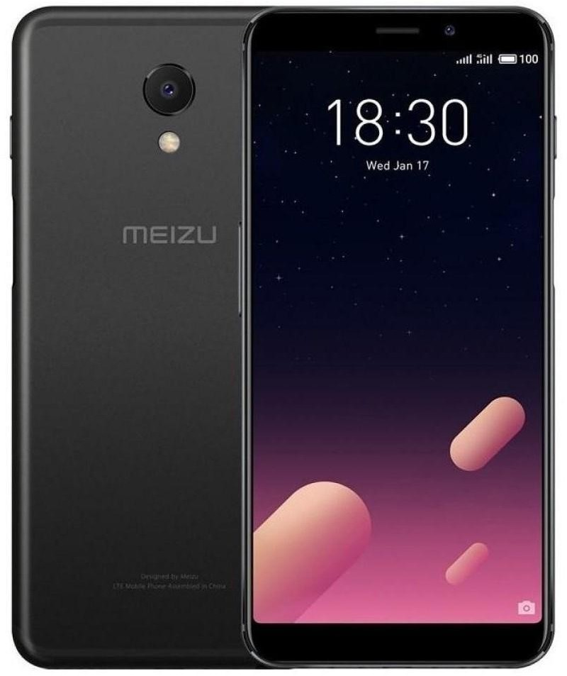 Meizu M6S 3/64Gb Dual (Black)