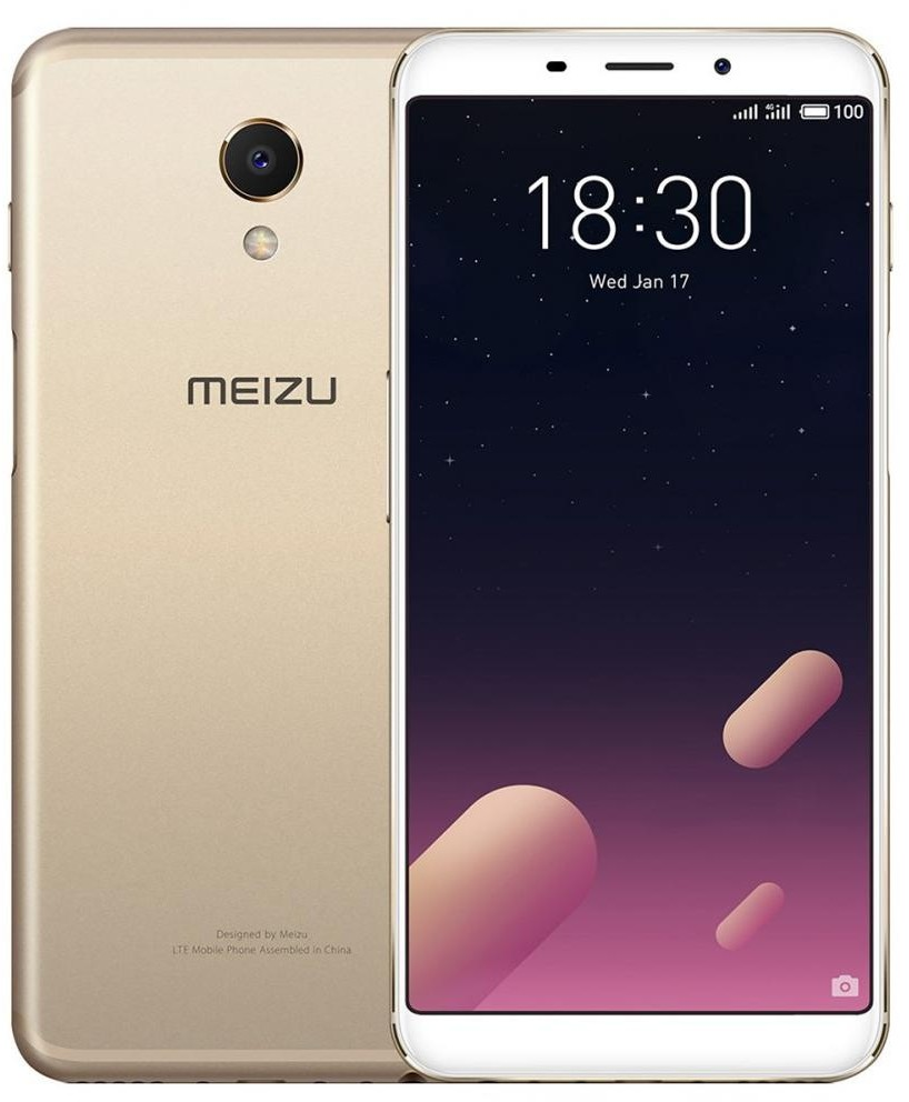 Meizu M6S 3/64Gb Dual (Gold)