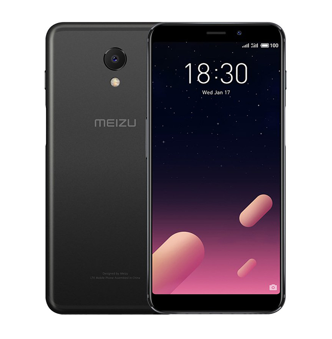 Meizu M6S 3/32Gb Dual (Black)