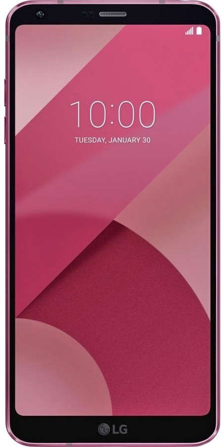 LG G6 64GB LGH870DS.ACISBL (Raspberry Rose)