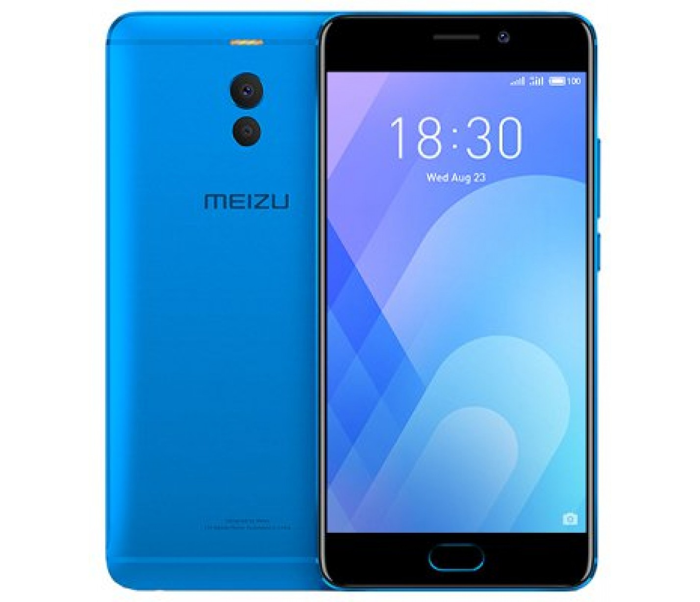 Meizu M6S 3/64Gb Dual (Blue)