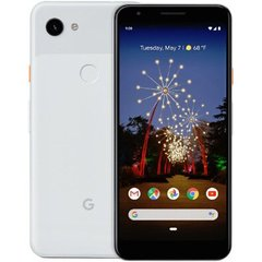 Google Pixel 3a 4/64GB (Clearly White)