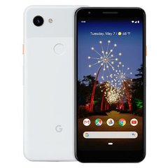 Google Pixel 3a XL 4/64Gb (Clearly White)