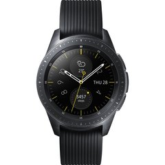 Смарт-часы - Samsung R810 Watch 42mm SM-R810NZKA (Midnight Black)