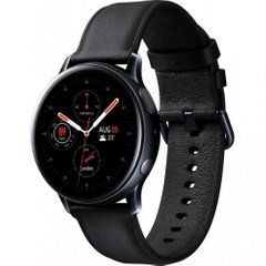 Смарт-часы - Samsung R830 Galaxy Watch Active 2 40mm SM-R830NSKA (Black Stainless steel)