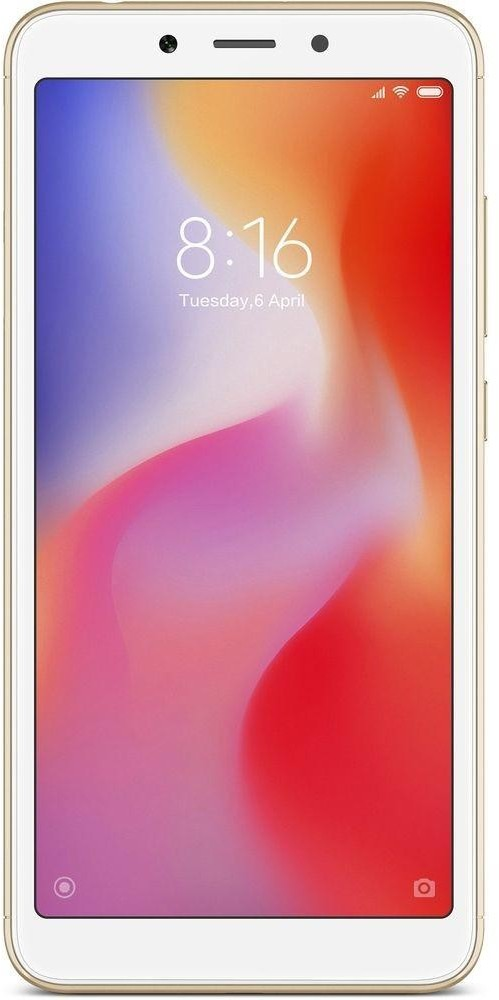 Xiaomi Redmi 6A 2/32Gb (Gold)