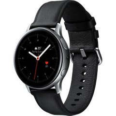 Смарт-часы - Samsung R830 Galaxy Watch Active 2 40mm SM-R830NSSA (Silver Stainless steel)