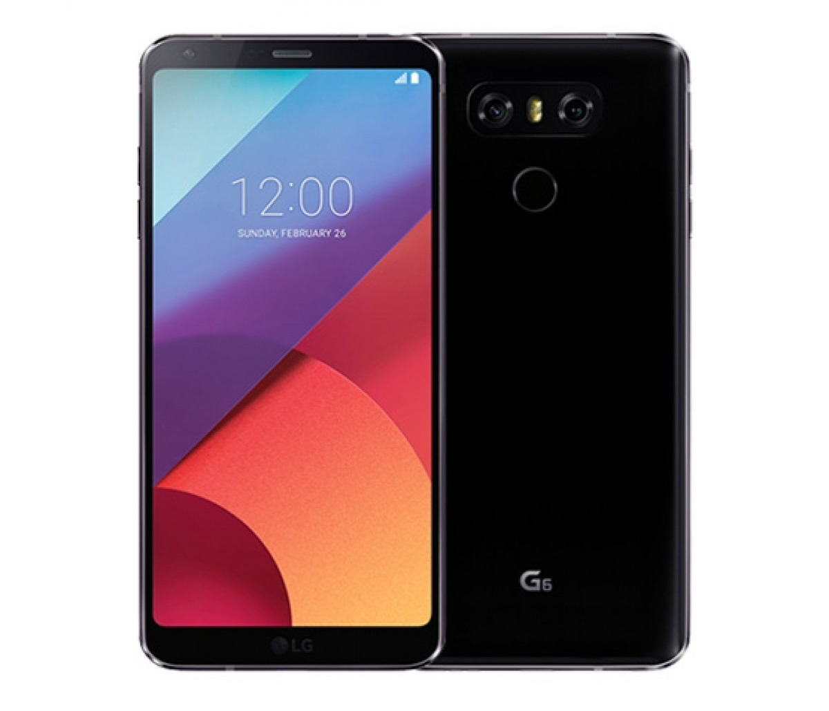 LG G6 Plus 128Gb (Black)
