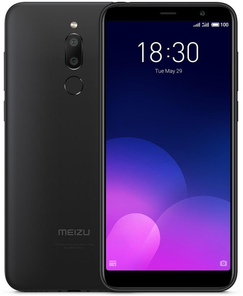 Meizu M6T 2/16Gb (Black) EU Global