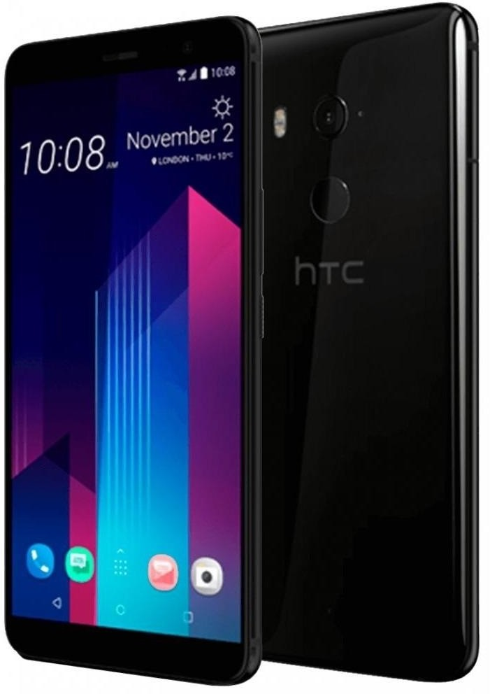 HTC U11 Plus 6/128GB (Ceramic Black)