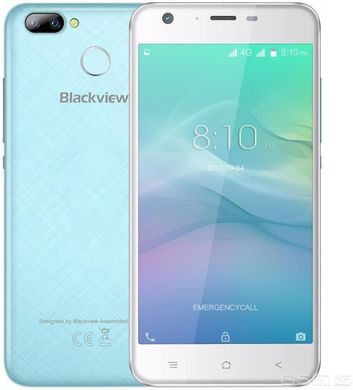 Blackview A10 2/16Gb 3G Dual (Blue)