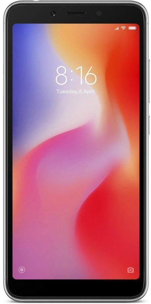 Xiaomi Redmi 6 4/64Gb (Gold)