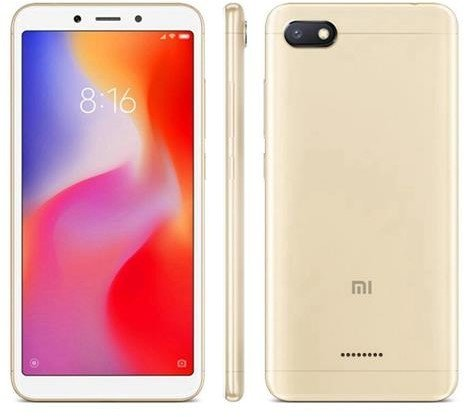 Xiaomi Redmi 6A 2/16Gb (Gold)