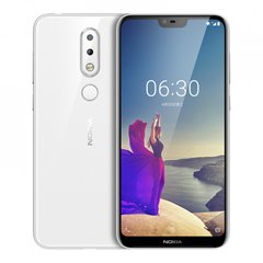 Nokia 6.1 Plus 4/64Gb Dual Sim (White)
