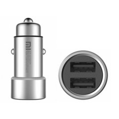АЗУ - Xiaomi Car Charger (Silver)
