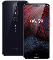 Nokia 6.1 Plus 4/64Gb Dual Sim (Blue)