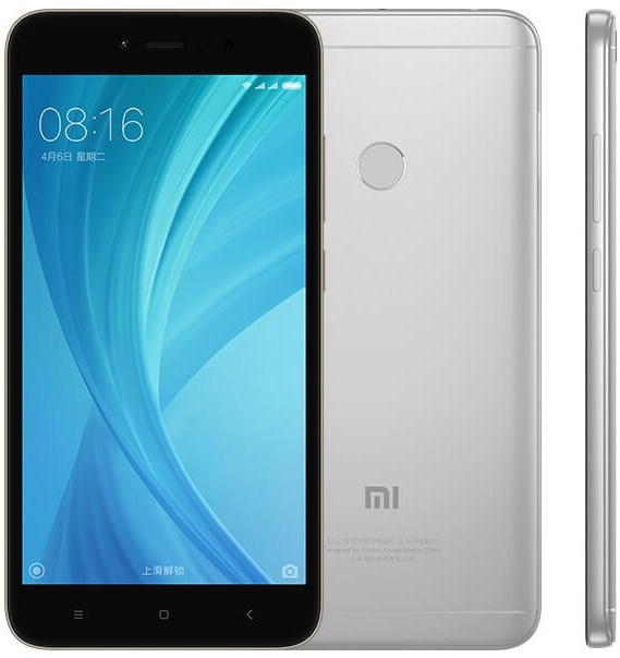 Xiaomi Redmi Note 5A 3/32Gb LTE (Grey)