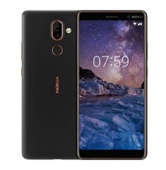 Nokia 7 Plus 6/64Gb Dual (Black)