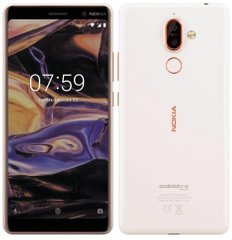 Nokia 7 Plus 6/64Gb Dual (White)