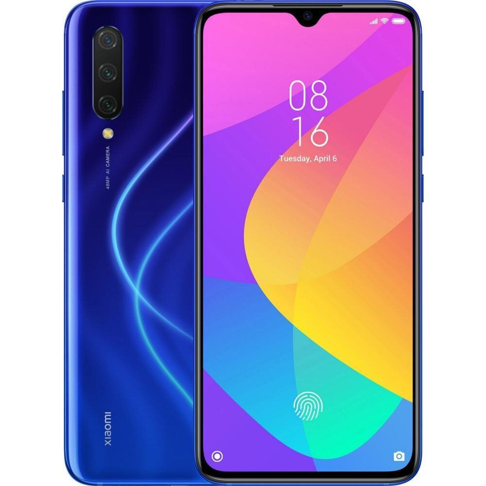 Xiaomi Mi 9 Lite 6/64Gb (Blue) EU Global