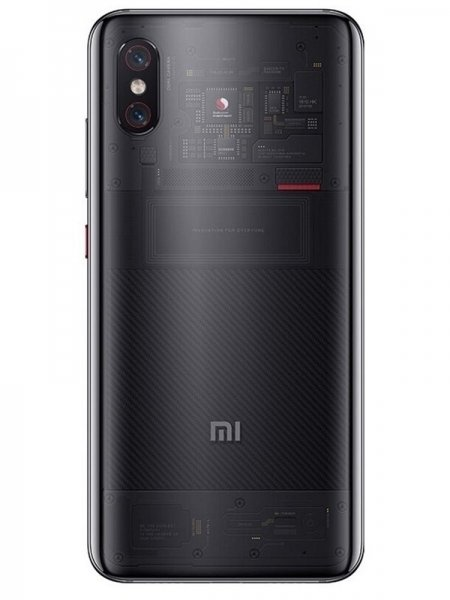 Xiaomi Mi 8 Pro 8/128Gb (Transparent Black)