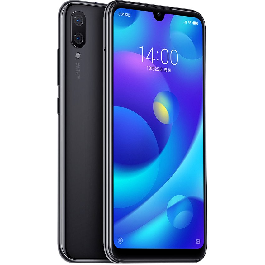 Xiaomi Mi Play 4/64Gb LTE Dual (Black)