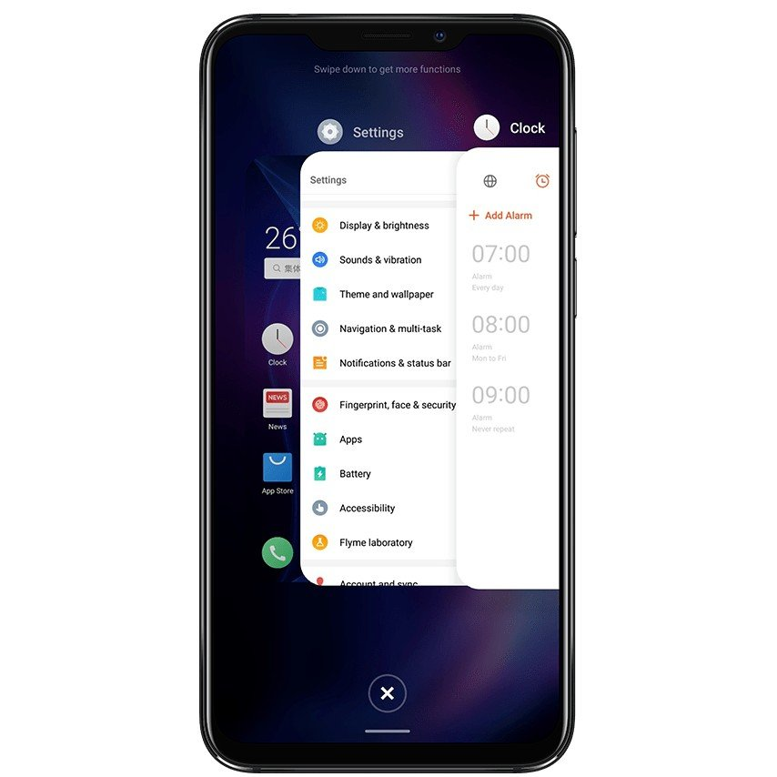 Meizu X8 128Gb (Black) EU Global