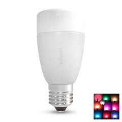 Светодиодная лампа - Xiaomi Yeelight Led Colorful Smart Bulb 2827125 (White) EU orig