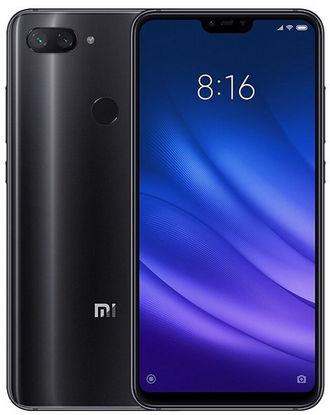 Xiaomi Mi 8 Lite 4/64Gb (Midnight Black)